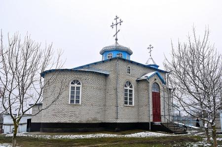 Храм Архистратига Божия Михаила в с. Новозаведенном
