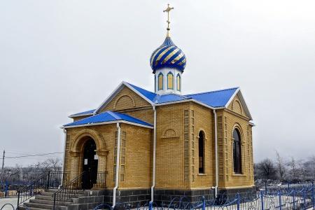 Храм Покрова Пресвятой Богородицы в с. Северном