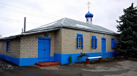 Храм святых бессребреников Космы и Дамиана в с. Саблинском
