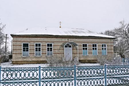 Храм святого великомученника Георгия Победоносца в с. Грушевском