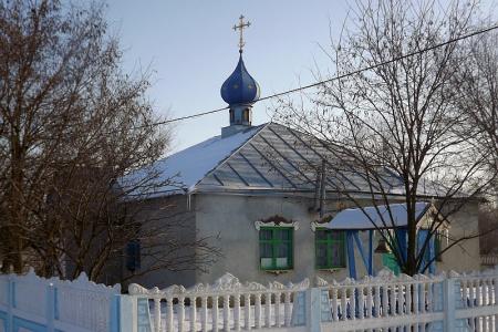Храм Преподобного Серафима Саровского в с. Серафимовском
