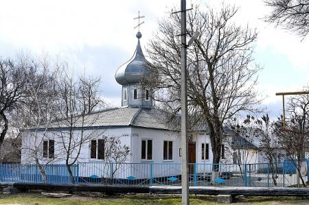 Храм Рождества Пресвятой Богородицы в с. Степном
