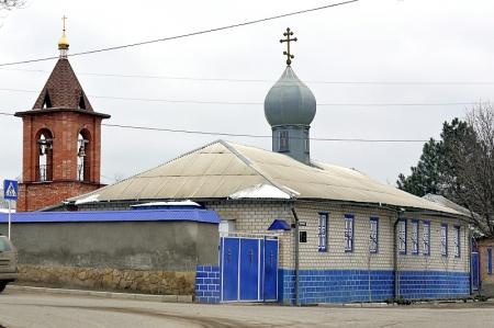 Храм Архистратига Божия Михаила в с. Александровском