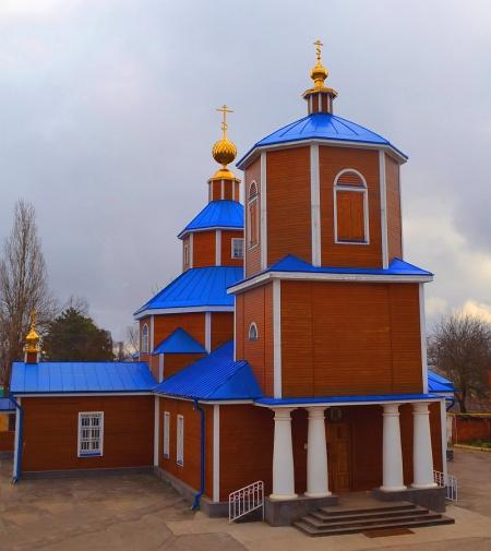 Собор святителя Николая Чудотворца в г. Георгиевске