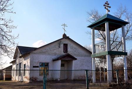 Храм святых первоверховных апостолов Петра и Павла в пос. Балтийском