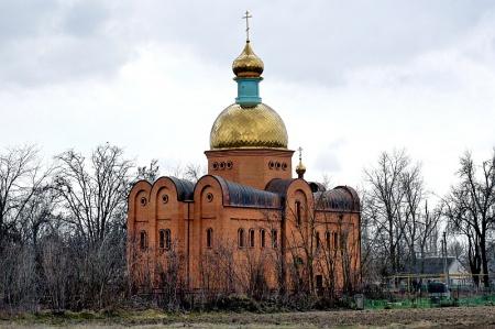Храм святого великомученика Георгия Победоносца в с. Зелёная Роща