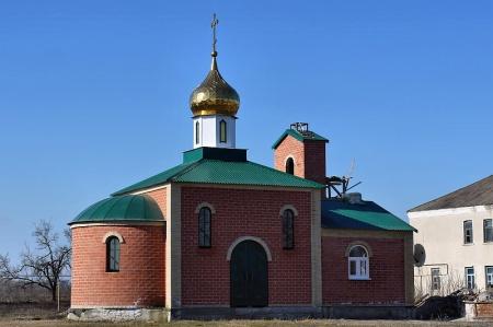Храм Святой Троицы (строящийся) в ст-це Стодеревской