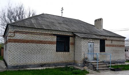 Храм святых Жен Мироносиц в пос. Ставропольском