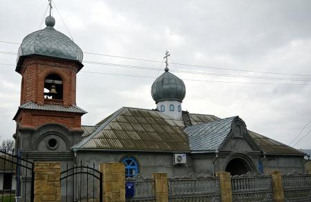 Храм Покрова Божией Матери в с. Китаевском