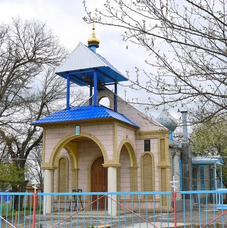 Храм Покрова Божией Матери в с. Нины