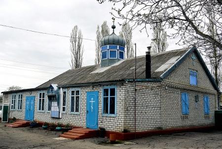 Храм святого благоверного великого князя Александра Невского в с. Солдато-Александровском