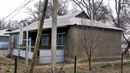 Храм преподобного Феодосия Кавказского в с. Кара-Тюбе