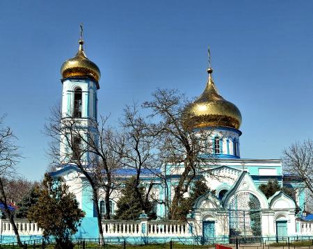 Храм Архистратига Божия Михаила в с. Покойном