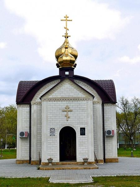Храм Преображения Господня в с. Преображенском