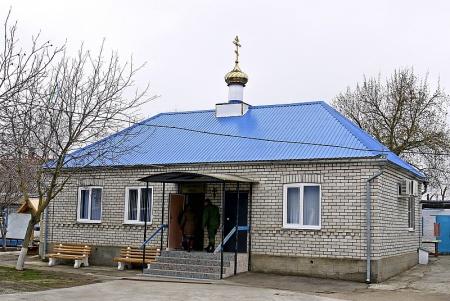Храм Cвятого благоверного князя Михаила Тверского в г. Будённовске
