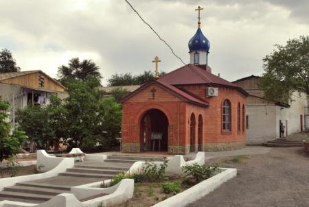 Храм великомученицы Анастасии Узорешительницы в г. Зеленокумске