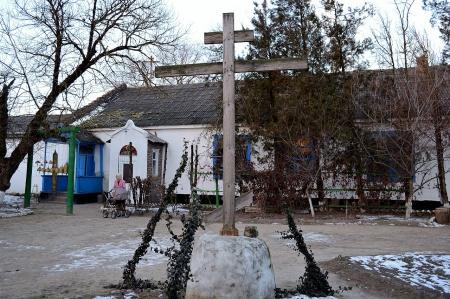 Храм Усекновения главы Иоанна Предтечи в с. Томузловском