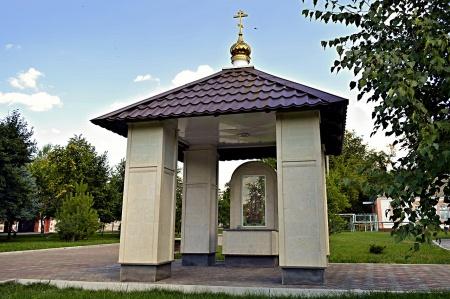 Часовня Святого благоверного великого князя Александра Невского в с. Прасковея