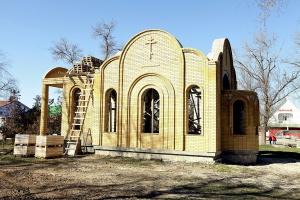Храм Святых благоверных князя Петра и княгини Февронии