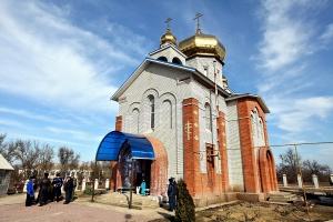 Храм Архистратига Божия Михаила в с. Журавском