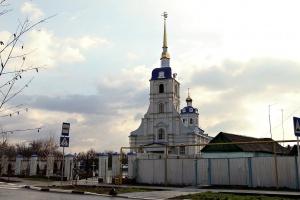 Храм святых первоверховных апостолов Петра и Павла в г. Зеленокумске