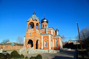 Храм Святителя Николая Чудотворца в с. Орловка
