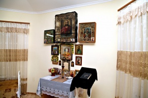 Молитвенная комната Святых бессребреников Космы и Дамиана в г. Зеленокумске