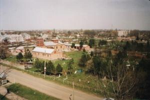 Георгиевский храм и кладбище на рубеже ХХ-ХХI веков.