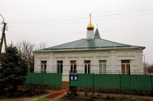 Храм Святой Троицы в ст-це Георгиевской