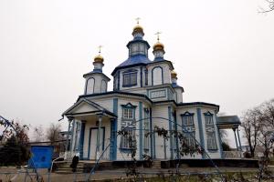 Храм Рождества Пресвятой в ст-це Лысогорской