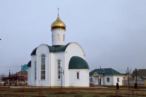Храм Преподобного Сергия Радонежского в пос. Виноградном