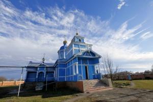 Храм Казанской иконы Божией Матери в с. Алексеевском