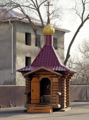Часовня Святого благоверного князя Михаила Тверского в г. Будённовске