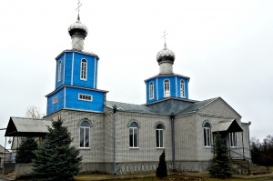 Храм Казанской иконы Божией Матери в ст-це Подгорной