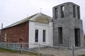Храм святого страстотерпца царя Николая в с. Николо-Александровском