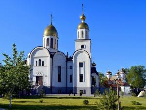 Храм Святого благоверного великого князя Александра Невского в с. Прасковея