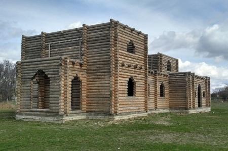 Храм святого великомученика Георгия Победоносца (строящийся) хут. Восточный