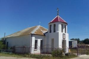 Храм святого страстотерпца царя Николая