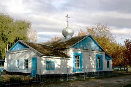 Храм святого пророка Илии в пос. Новоульяновском][thumb=left