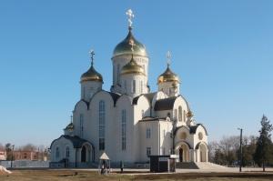 Собор святого великомученика Георгия Победоносца в г. Георгиевске