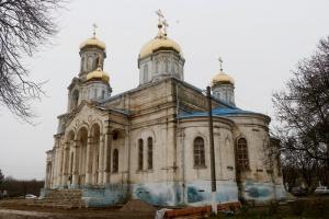 Храм святого великомученика Димитрия Солунского в с. Калиновском