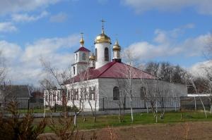 Храм преподобномученицы великой княгини Елисаветы Феодоровны