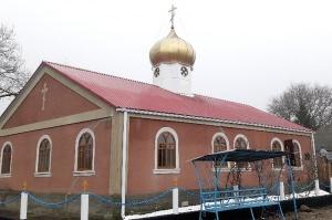 Храм святого великомученика Димитрия Солунского в с. Александрии