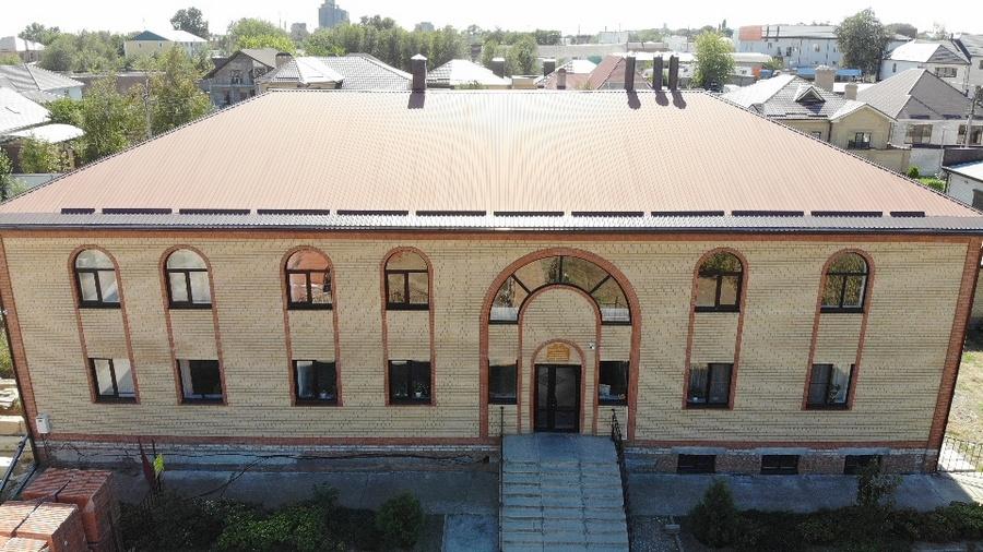 Здание Свято-Сергиевской православной начальной школы