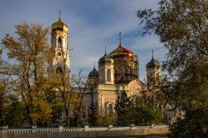 Храм святого благоверного великого князя Александра Невского в г. Благодарном