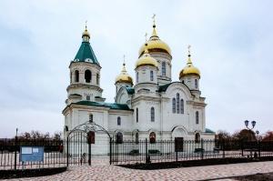 Храм святого благоверного великого князя Александра Невского в с. Александровском